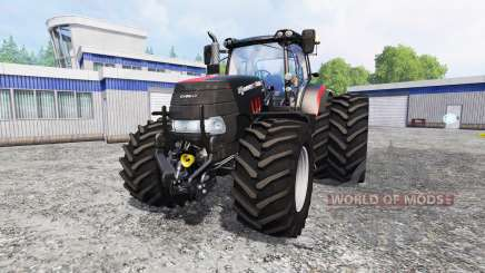 Case IH Puma CVX 240 FL v1.6.1 для Farming Simulator 2015