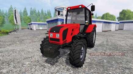 МТЗ-1025.4 Беларус для Farming Simulator 2015