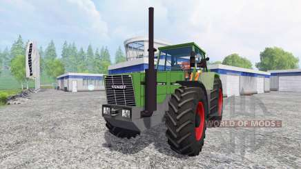 Fendt Favorit 622 LS для Farming Simulator 2015