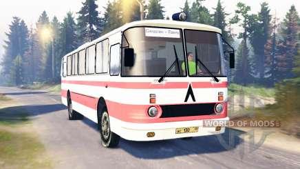 ЛАЗ-699Р v2.0 для Spin Tires