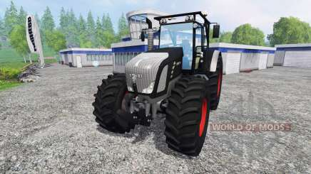 Fendt 936 Vario Forest Edition v1.3 для Farming Simulator 2015