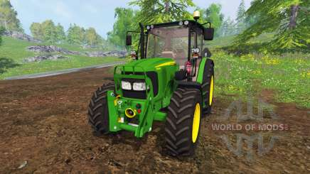 John Deere 5080M [washable] для Farming Simulator 2015