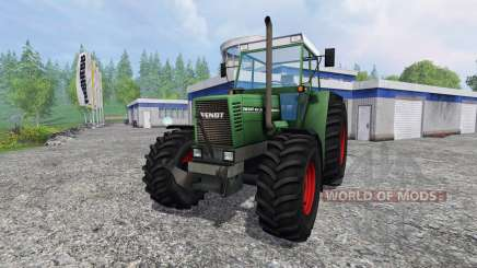 Fendt Favorit 614 LSA Turbomatik v1.1 для Farming Simulator 2015