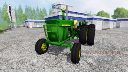 John Deere 4020 FL для Farming Simulator 2015