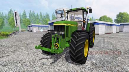 John Deere 7710 для Farming Simulator 2015
