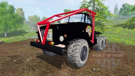 Урал-375 Vita-Cola для Farming Simulator 2015