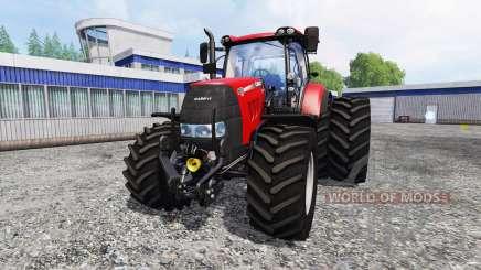 Case IH Puma CVX 165 FL v1.6.1 для Farming Simulator 2015