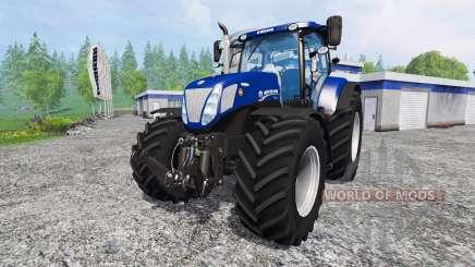 New Holland T7.270 v1.1 для Farming Simulator 2015