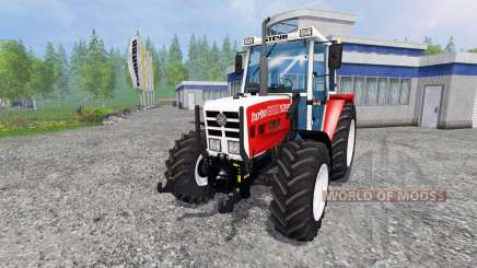 Steyr 8090A Turbo SK2 для Farming Simulator 2015