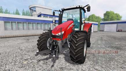 Massey Ferguson 5712 для Farming Simulator 2015