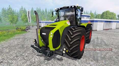 CLAAS Xerion 5000 v2.0 для Farming Simulator 2015