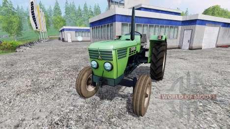 Deutz-Fahr D 3006 для Farming Simulator 2015