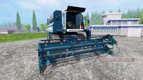 КЗС-9-1 Славутич v2.0 для Farming Simulator 2015