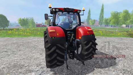 Case IH Optum CVX 300 v1.5.3 для Farming Simulator 2015