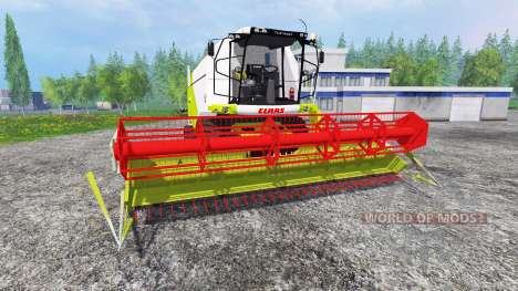 CLAAS Tucano 440 для Farming Simulator 2015