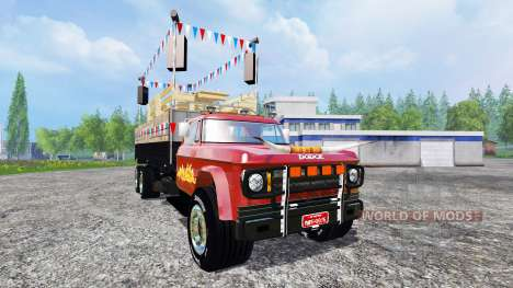 Dodge D700 [partywagen] v1.1 для Farming Simulator 2015