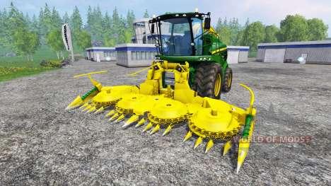 John Deere 8400i v1.1 для Farming Simulator 2015