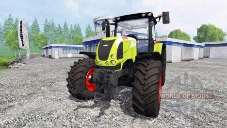 CLAAS Arion 620 [washable] для Farming Simulator 2015