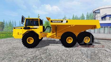 Volvo BM A25C 6x6 [final] для Farming Simulator 2015