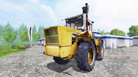 RABA Steiger 245 [csabacsud] для Farming Simulator 2015
