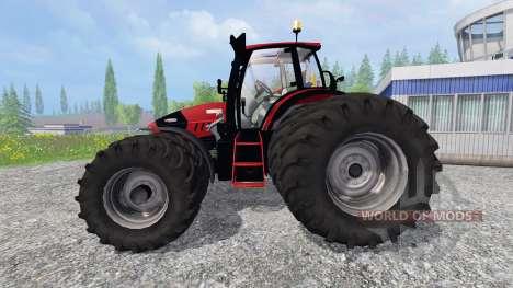 Hurlimann XL 130 [twin wheels] для Farming Simulator 2015
