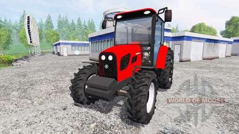 Tumosan 8105 v2.0 для Farming Simulator 2015
