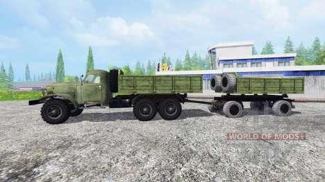 ЗиЛ-157 v2.0 для Farming Simulator 2015