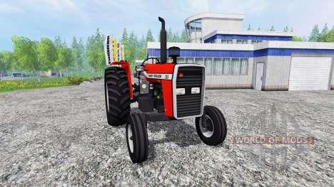 Massey Ferguson 265 v1.2 для Farming Simulator 2015