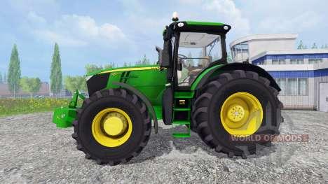 John Deere 7270R [washable] для Farming Simulator 2015