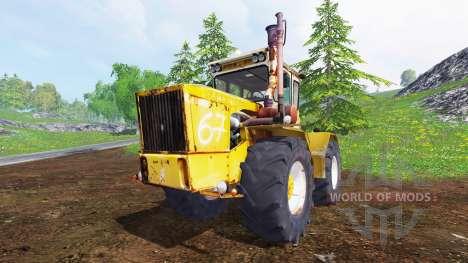 RABA Steiger 245 [nagybahnhegyes] для Farming Simulator 2015