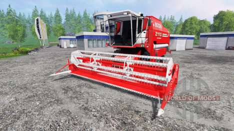Bizon BS Z-110 для Farming Simulator 2015