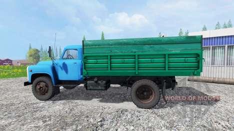 ГАЗ-53 для Farming Simulator 2015