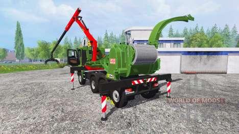 MAN TGS [pack] v2.0 для Farming Simulator 2015