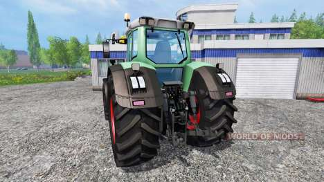 Fendt 939 Vario S4 для Farming Simulator 2015