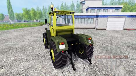 Mercedes-Benz Trac 900 Turbo для Farming Simulator 2015