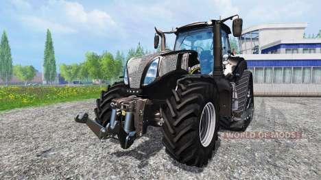New Holland T8.320 Black Beauty v1.1 для Farming Simulator 2015