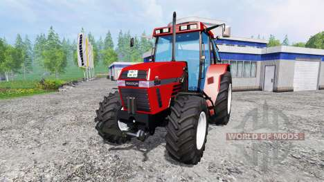 Case IH Maxxum 5150 v2.0 для Farming Simulator 2015