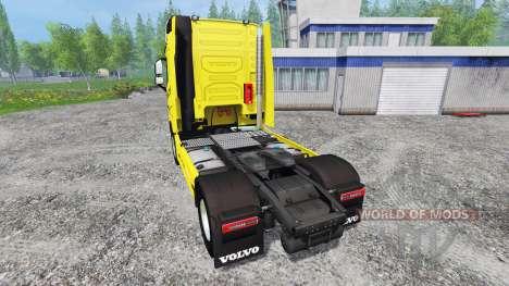 Volvo FH16 для Farming Simulator 2015
