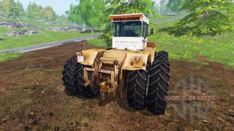 RABA Steiger 250 v3.0 для Farming Simulator 2015