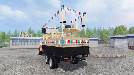 Dodge D700 [partywagen] для Farming Simulator 2015