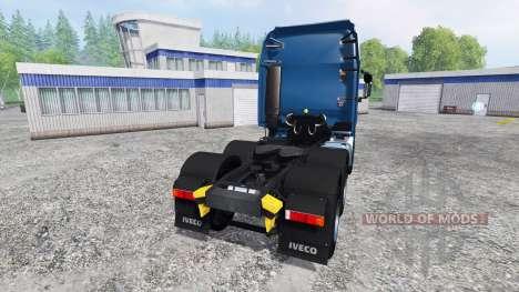 Iveco Stralis Hi-Way v1.5.1 для Farming Simulator 2015