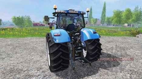 New Holland T7.240 для Farming Simulator 2015