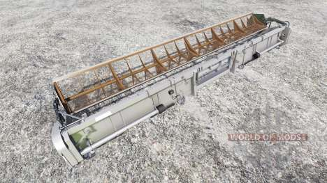 TerraFlex SunFlower для Farming Simulator 2015