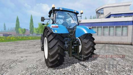 New Holland TS 135A для Farming Simulator 2015