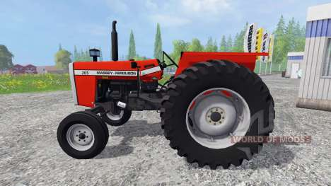 Massey Ferguson 265 v2.0 для Farming Simulator 2015