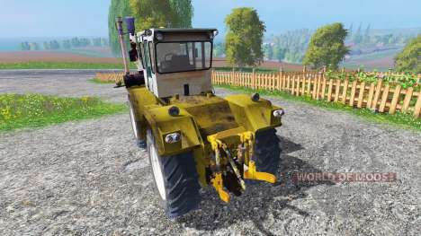 RABA Steiger 245 [torokszentmiklos] для Farming Simulator 2015