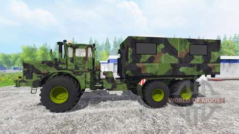 К-700 [контейнеровоз] для Farming Simulator 2015
