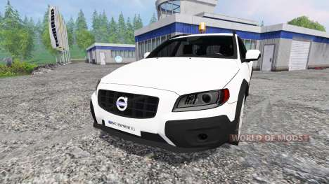Volvo XC70 D5 [utility] для Farming Simulator 2015