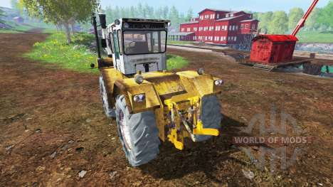 RABA Steiger 245 [kocser] для Farming Simulator 2015