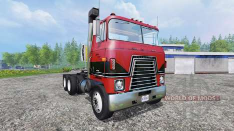 International TranStar II v1.2 для Farming Simulator 2015
